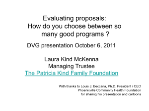 FSG 4.2 Proposal Review by Laura Kind McKenna