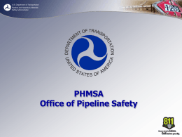 PHMSA_Overview_RRT_III_OC_MD_5-16-2012