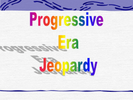 progressive jeopardy