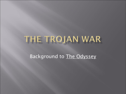 The-Trojan-War - Perry Local Schools