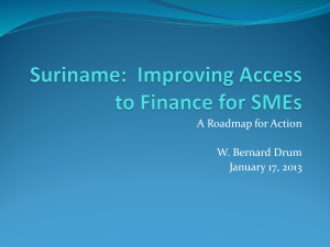Suriname Investment Guide