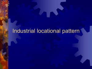 Industrial locationa..