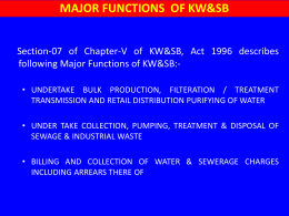 KWSB Overview