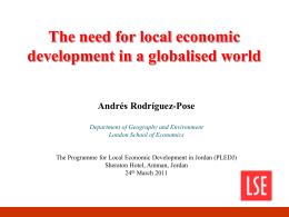 PPT presentation - LDI Local Development International