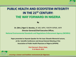 Isaac-Oluwole-Lecture-APHPN-Conf-2014