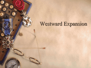 20 Westward Expansion, flwg Civil War