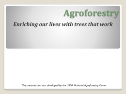 AgroforestryOverview2-18-12