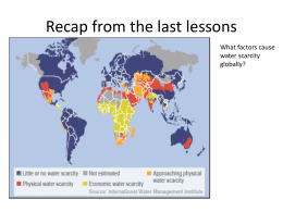 lesson 4 Aral Sea - SLC Geog A Level Blog
