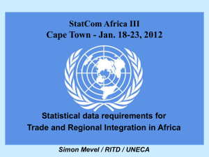 StatCom-Africa/Third/Presentation/STATCOM III_Statistical data