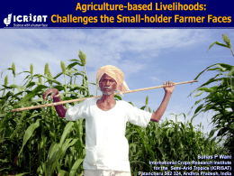 Livelihoods - ACCESS Development Services