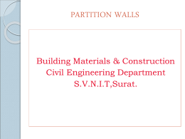 Partition-Wall