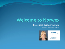 Welcome to Norwex - Norwex Webinar Archives