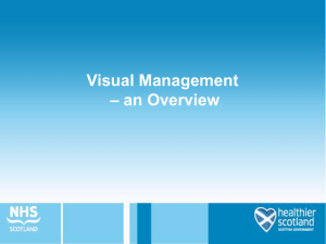 Visual Management - Presentation