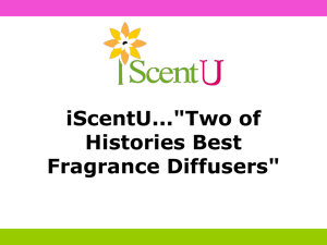 Scentier Fragrance Lamps The Best Home Fragrance in History