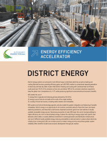 Download the District Energy Flyer and read more