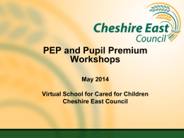 1 Power Point PEP and PP training May 2014