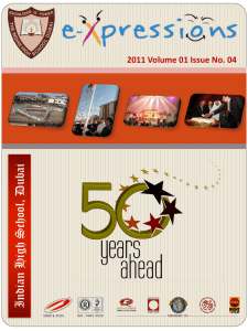 2011 Volume 01 Issue No. 04