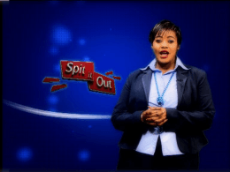 Spit it out - Muvi Television Zambia