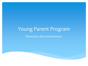 Young Parent Program - Granite School District