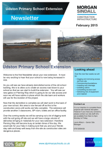 Udston Extension News Letter – Feb 2015 TC