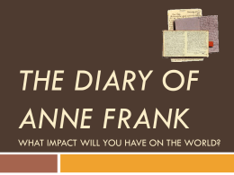 userfiles/1424/The Diary of Anne Frank