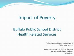 Buffalo Public School Health - Partnership for the Public Good (PPG