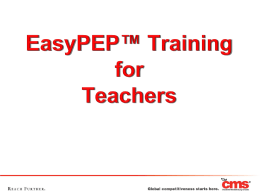 EasyPEP_Training_PPT - vikingteacherpage