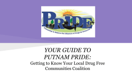 """Your Guide to PRIDE"" Powerpoint Presentation"