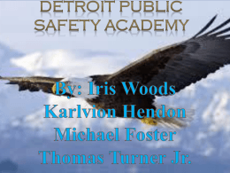 File - Detroit Public Safety Academy