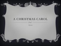 A Christmas Carol Comprehension Questions | Study.com