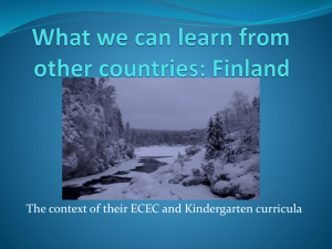 FINLAND_What_we_can_learn
