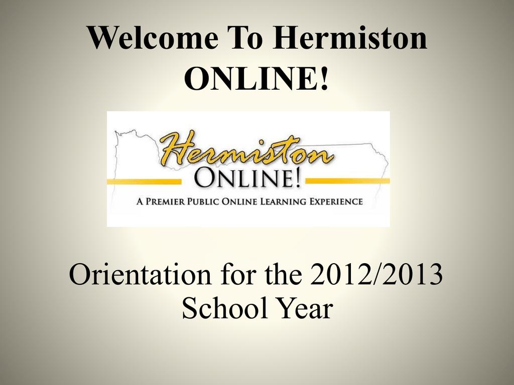Hermiston online
