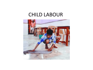 3. child labour