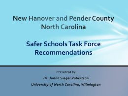 File - Safer Schools Task Force