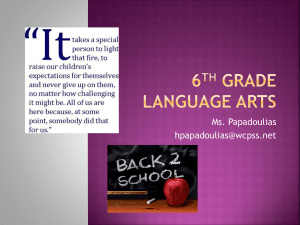 File - MRs.papadoulias` Language Arts