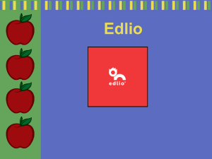Edlio PowerPoint - Hemet Unified School District