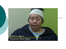 Seattle BrainWorks - Washington Traumatic Brain Injury Council