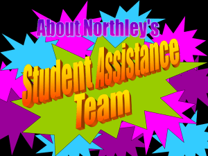 About the Student Assistance Program PowerPoint
