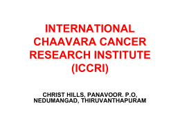 ICCRI - careandcurenow.org