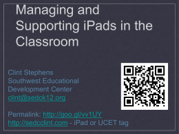 Managing-and-Supporting-iPads-in-the-Classroom