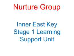 Nurture Group