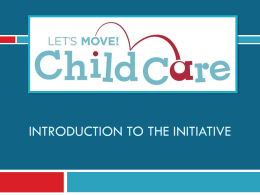 Intro-to-LMCC - Let`s Move Child Care