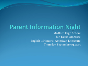 junior information presentation here.