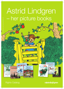 – her picture books - Agency