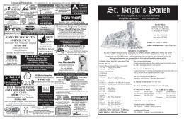 St. Brigid`s Parish
