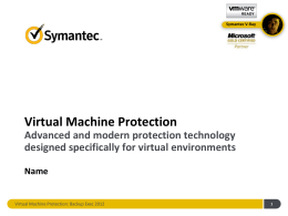 Compare Symantec V-Ray to single point solutions