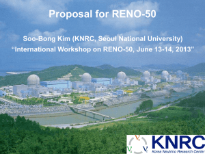 Proposal for RENO-50