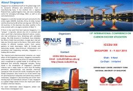 13th International Conference On Carbon Dioxide Utilization, 5