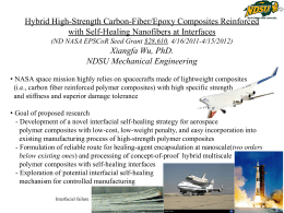 Hybrid High-Strength Carbon-Fiber/Epoxy Composites Reinforced