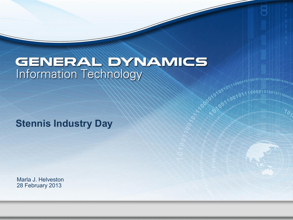 CNMOC Support Contract - Stennis Industry Days